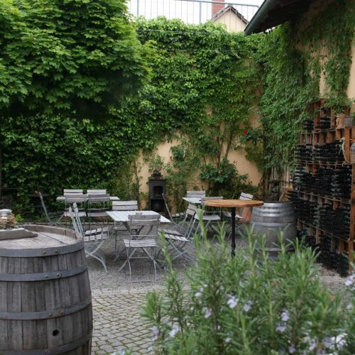 Unser Hof. Weingut Sieferle